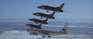 Soviet fighters scramble to intercept flight 502